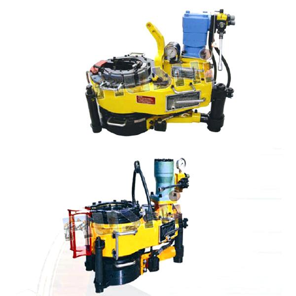 Xq series of hydraulic power tongs botta equipment